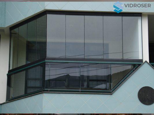 empresas de cortina de vidro em bh